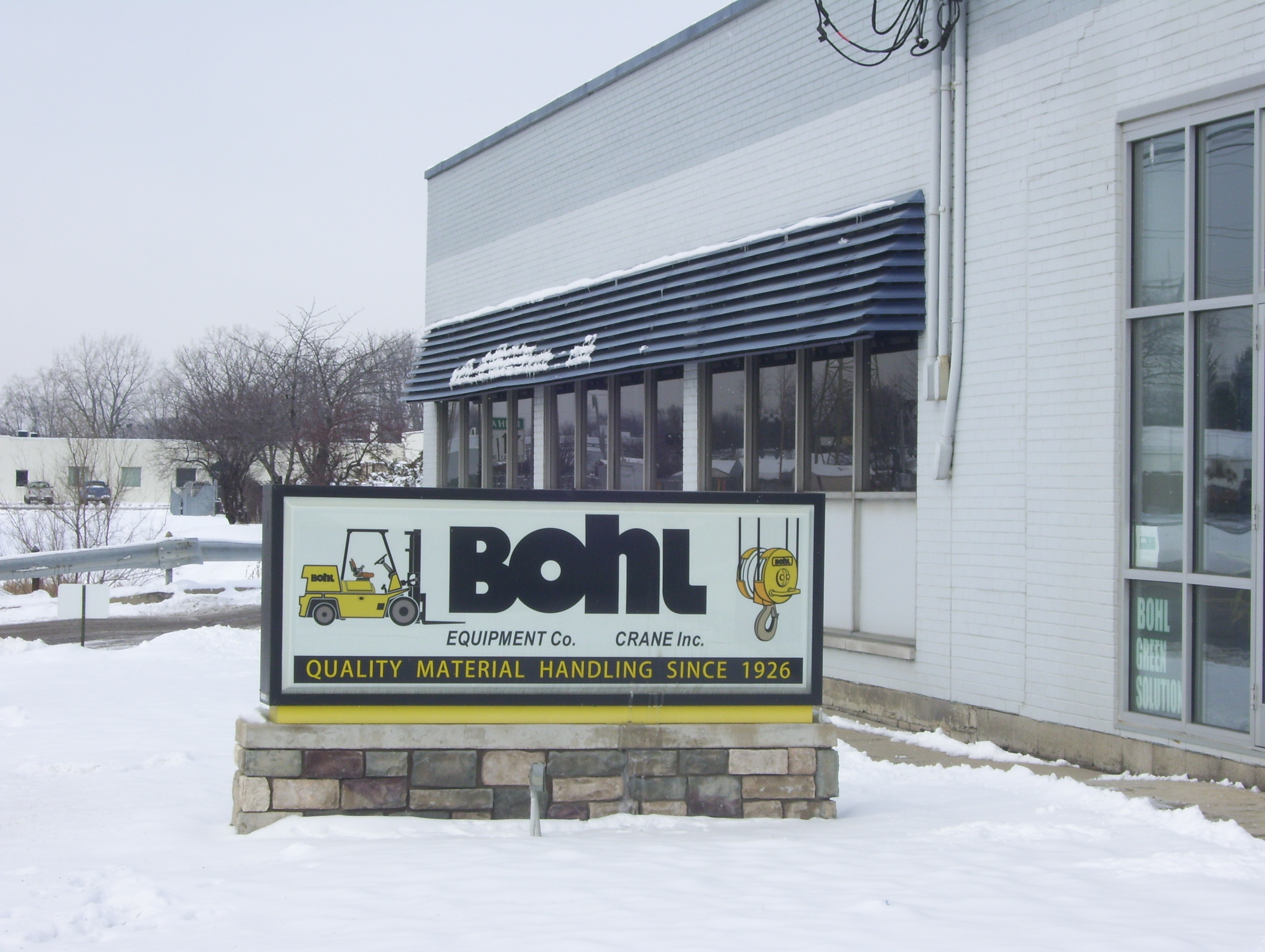 Bohl Equipment - Toledo, OH