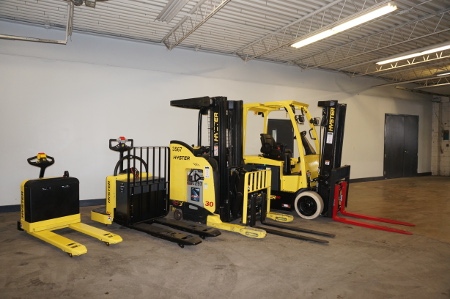 Bohl Equipment's LP rentals