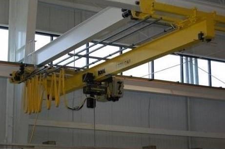 Overhead Bridge Cranes | Bohl Crane